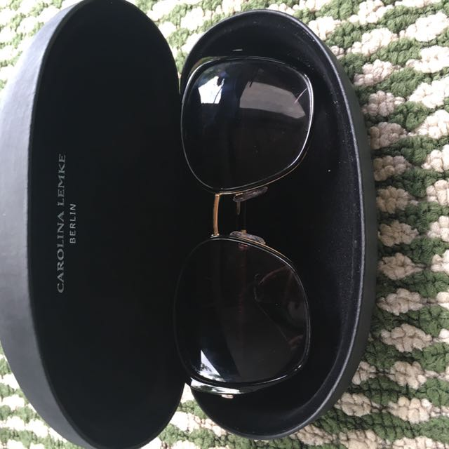 9c14c7fca9 Pre-loved CAROLINA LEMKE Berlin Sunglasses