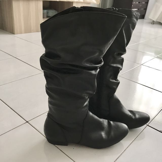 PRELOVED Lower East Side Boots