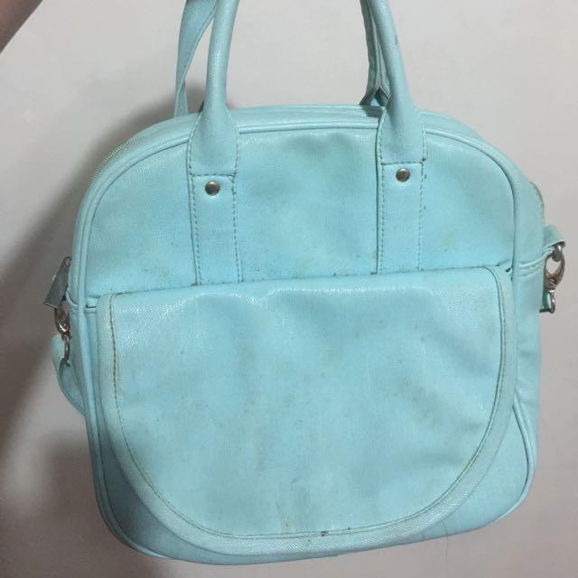 Pre-loved Mint Bag