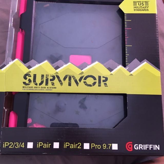 Preloved survivor case