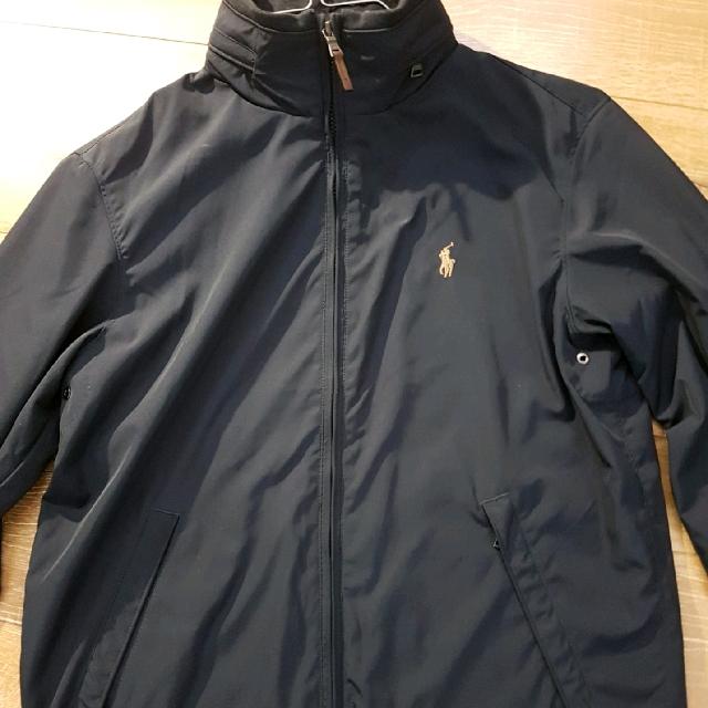 Ralph Lauren Jacket Navy