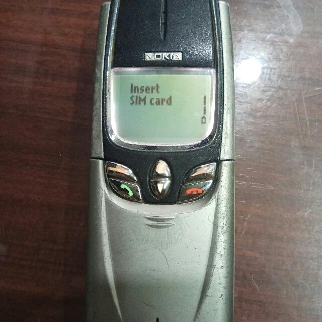 Rare: Nokia 8850