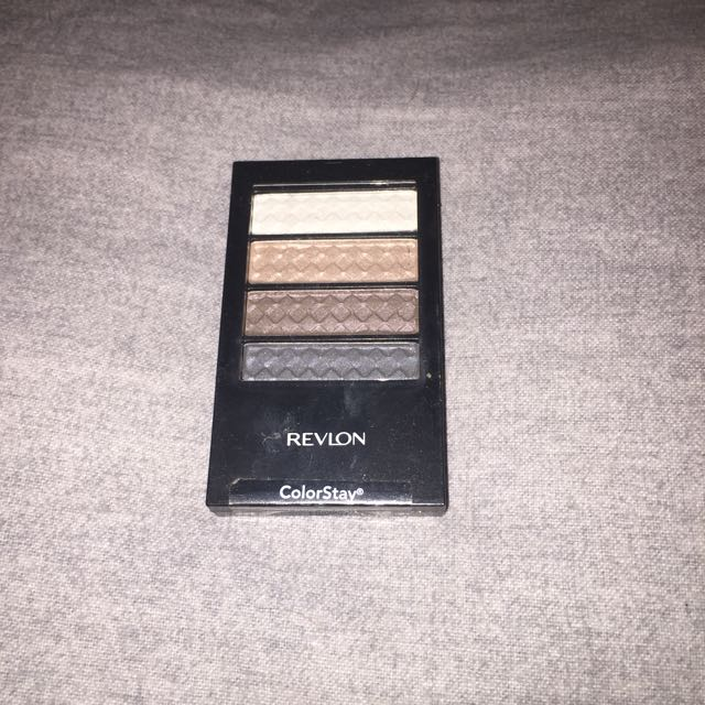 Revlon Nude Elements Palette