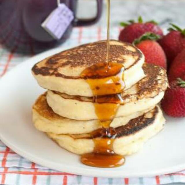 Ricota Fluffy Pancake