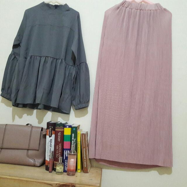 Rok And Blouse