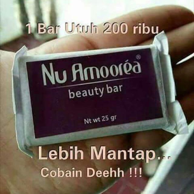 Sabun Batang Nu Amoorea (Soap Bar)