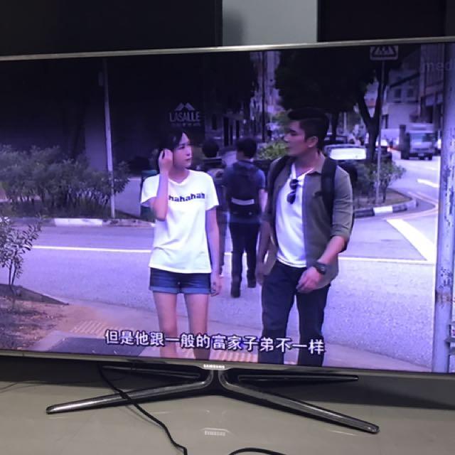 Samsung led tv 55 inch, Home Appliances, TVs & Entertainment