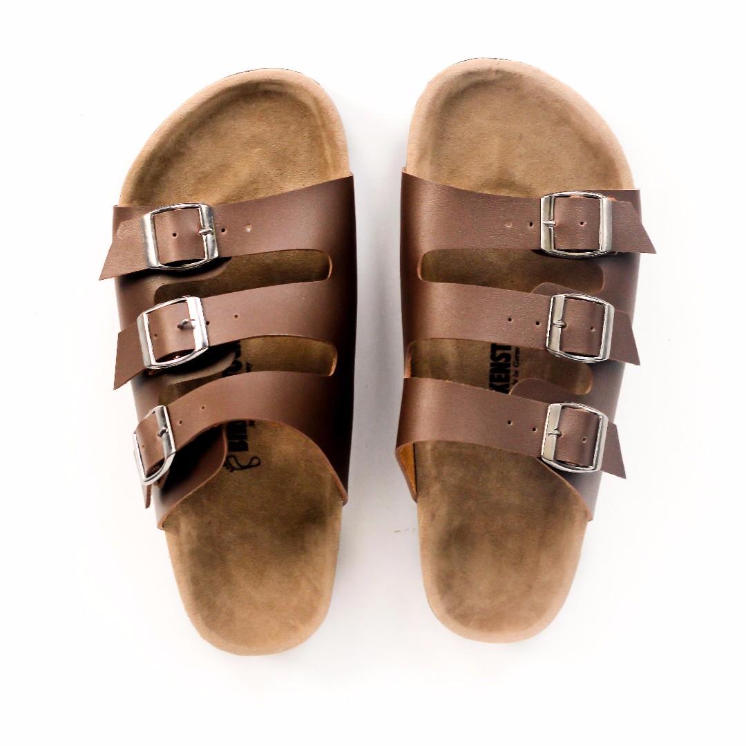 Sandal Birkenstock Florida Brown Men