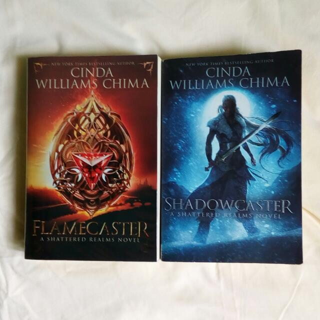 Shattered Realms Cinda Williams Chima