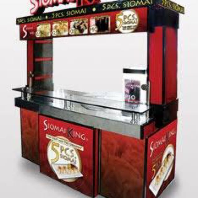 Siomai king Food Cart Franchise
