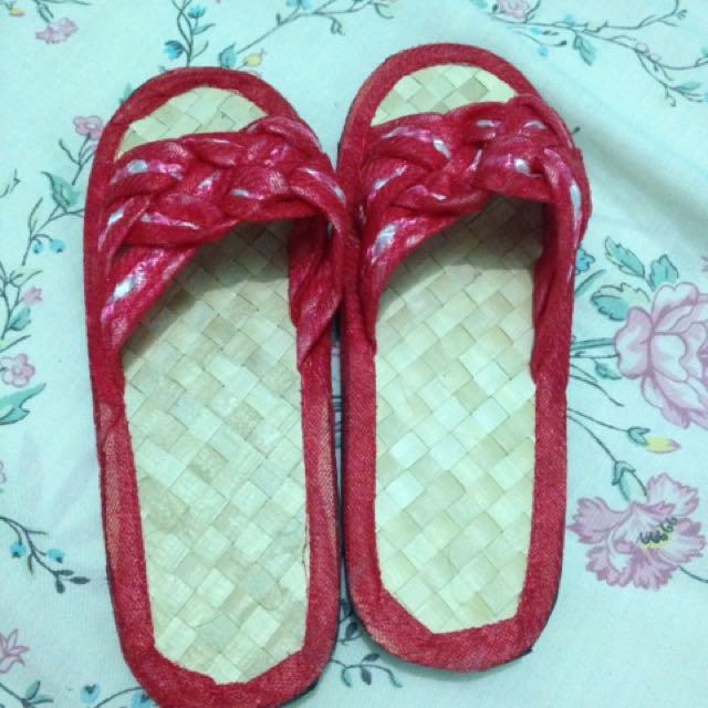 (Size 3) abaniko foot wear