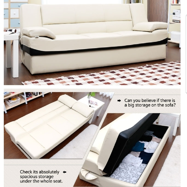 Sofa Sofa Bed Sofa Storage Bed Furniture Sofas On Carousell