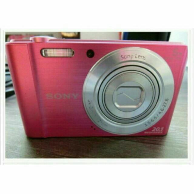 SONY  W810 數位相機(盒裝)