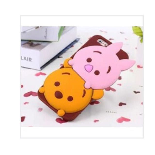 Super Cute Winnie The Pooh Iphone Case