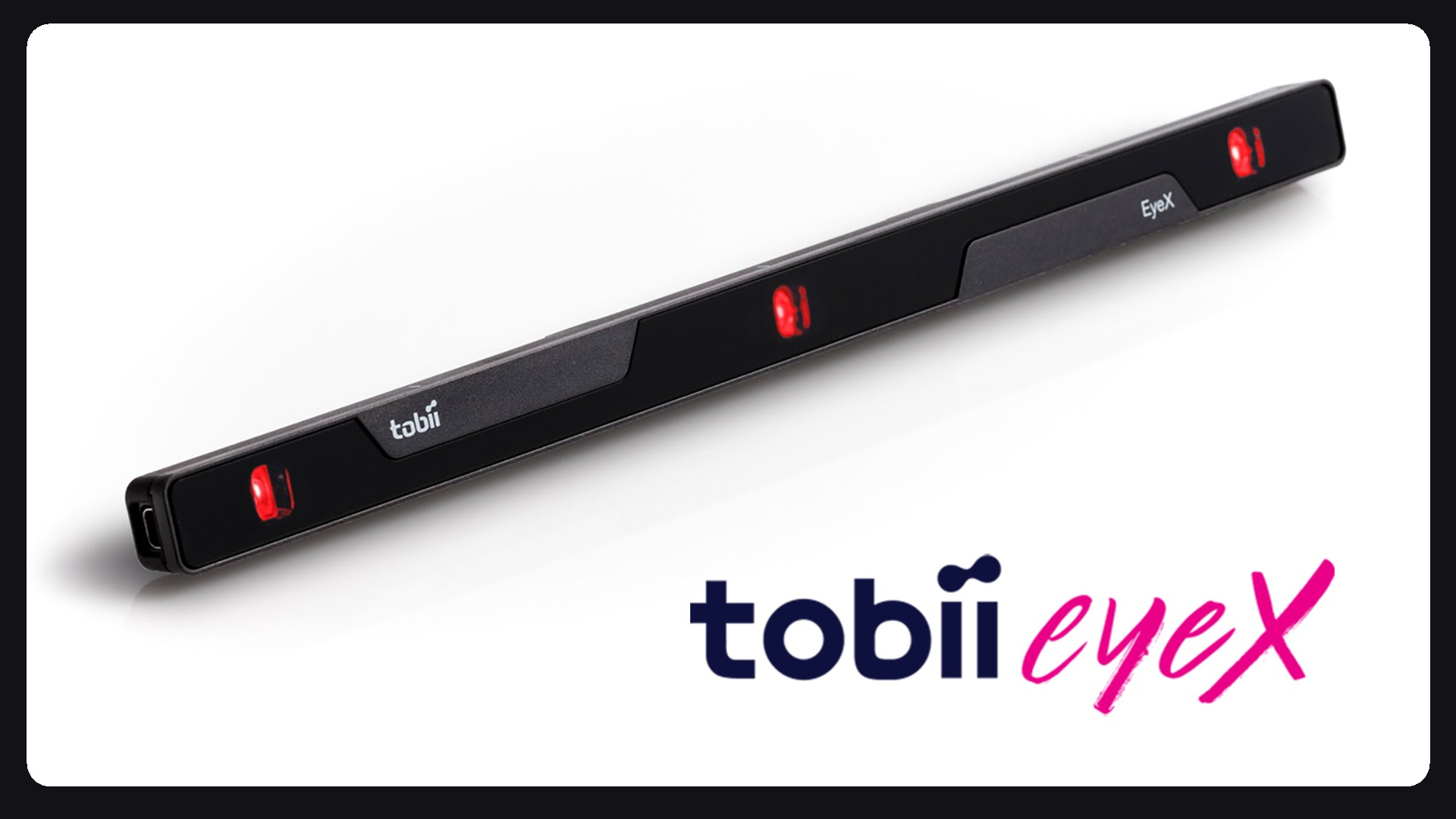 tobii eye x  Tobii Eyex Eye Tracking, Electronics, Computer Parts & Accessories ...