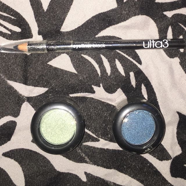 Ulta Eye Pencil And Shadows