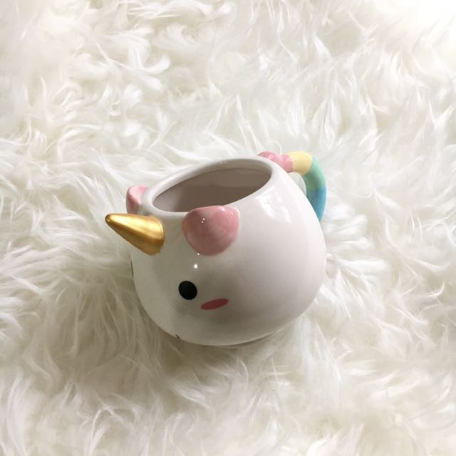 Unicorn Tea Cup