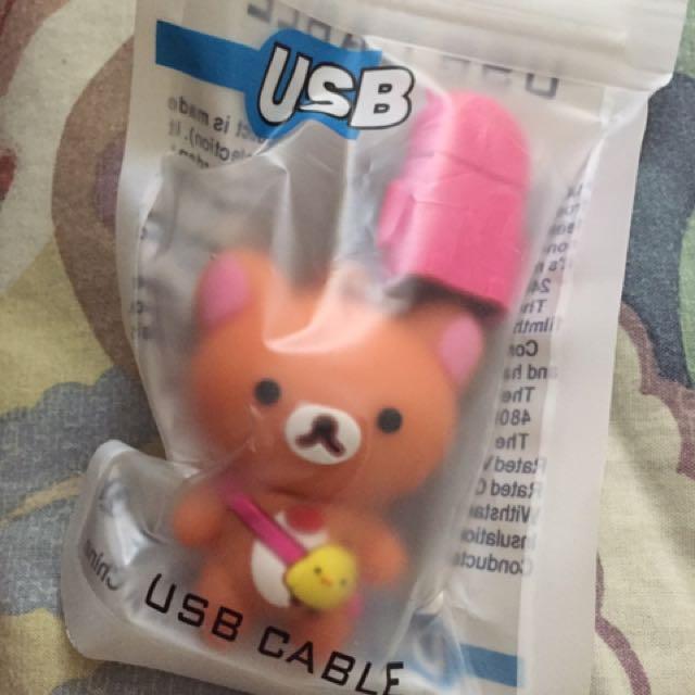 拉拉熊USB
