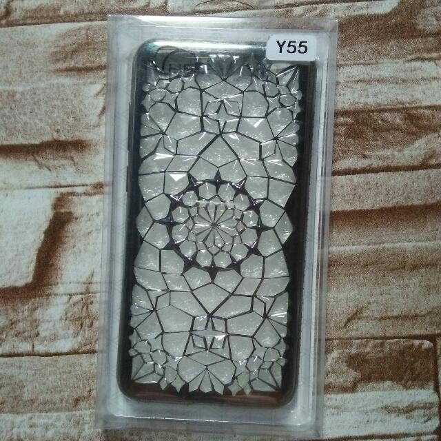 Vivo Y55 Crystal case
