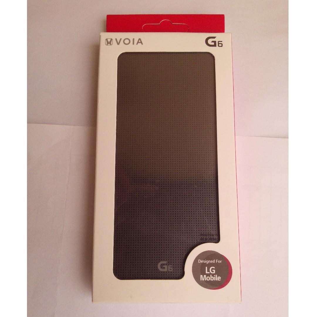 competitive price b31a8 2f83e VOIA LG G6 Flip Cover