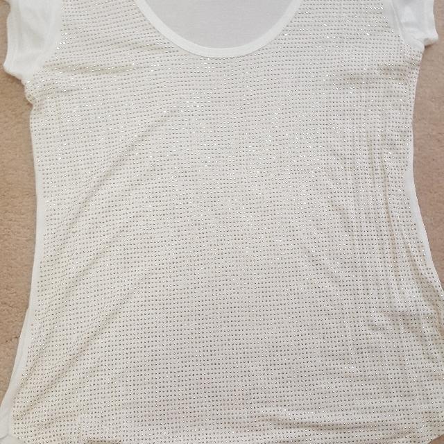 White Jewel Shirt