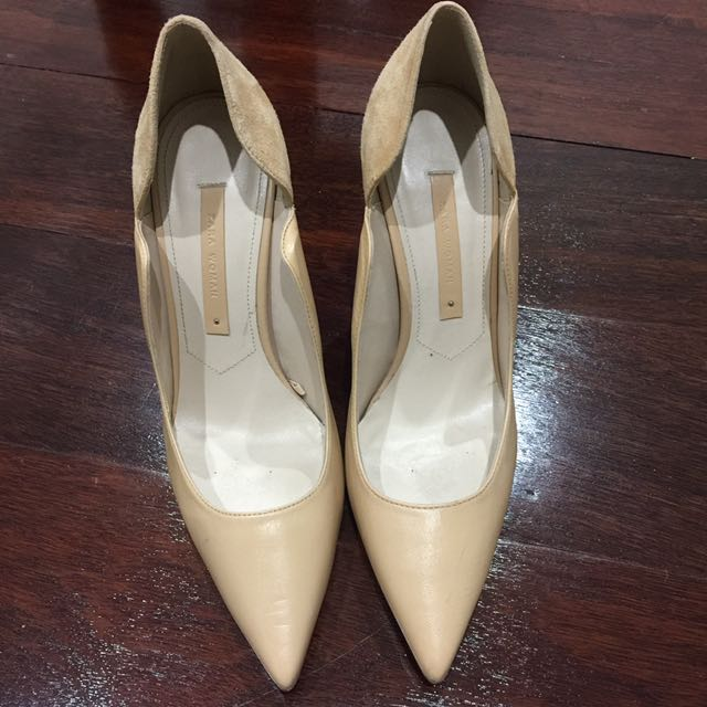 Zara heels size 7