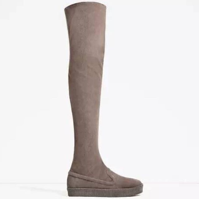 Price Reduction! Zara OverKnee Boots EUR 40-41