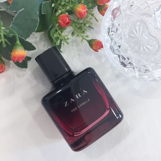 Zara Red Vanilla EDT 100ml