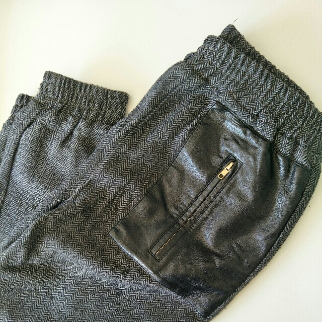 Zeitgeist Tweed Pants