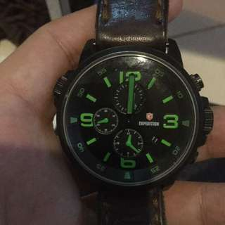 Reprice Jam Tangan Expedition Original Murah!