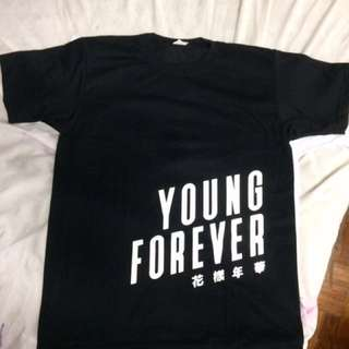 BTS Young Forever Tshirt