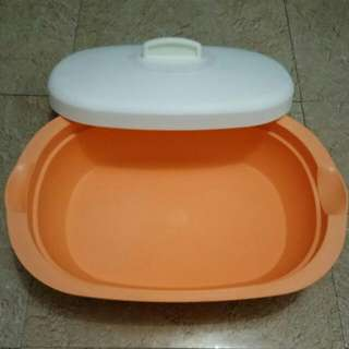 Tupperware Oval Big Serve