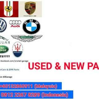 Supercars Parts