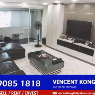 3+1 Approved, Aircon, Near MRT, Mall @ Blk 263 J.East