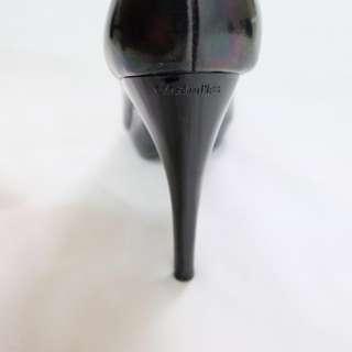 Calvin Klein Black Womens Heels