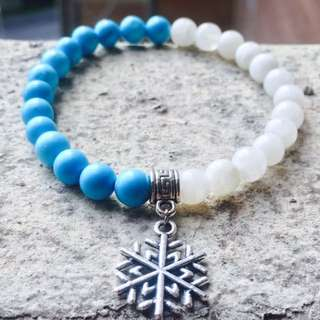Snowflake Charmed Bracelet