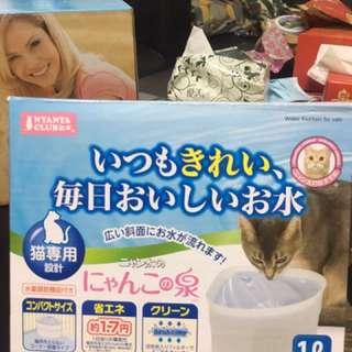 寵物專用循環過濾飲水機