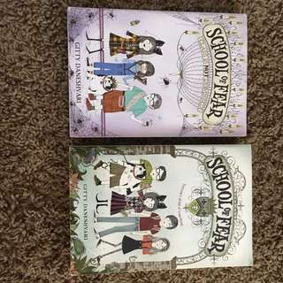 School Of Fear Books 1 & 2