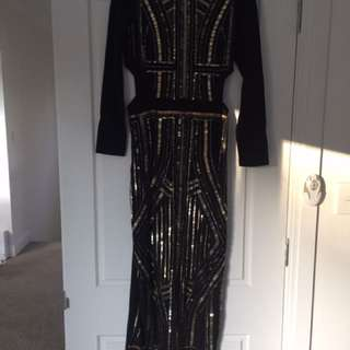Sequenced Gown