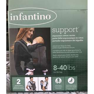 Infatino Convertible Baby Carrier (new)