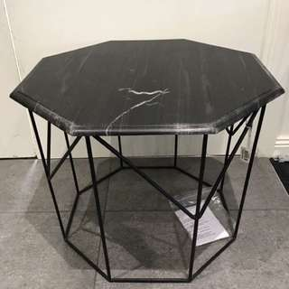 Brand new black coffee or side table