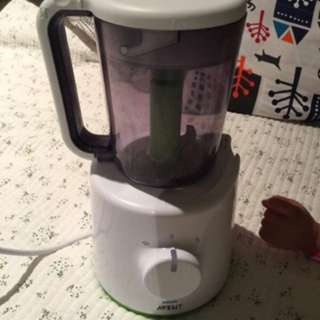 Avent Baby Food Steamer And Blender