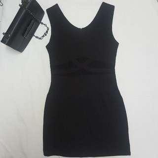 Dees Party Wear Mini Dress