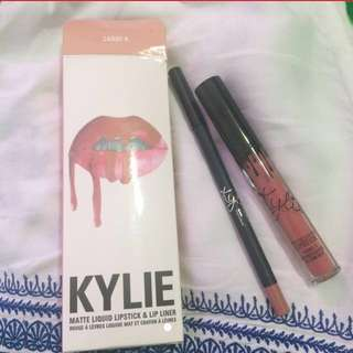 FAKE Kylie Cosmetics lip kit