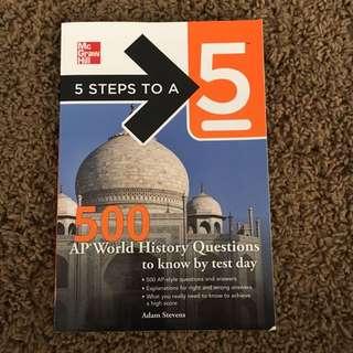 500 AP World History Questions