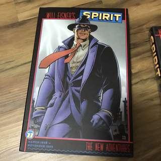 Dc Archive - The Spirit 27 Hc