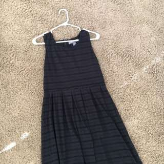 Black Donna Ricco Dress