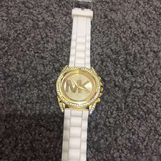 2 watches original DKNY MK Michael Kors watch women