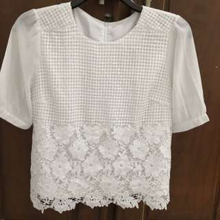 Pretty Elegan Blouse
