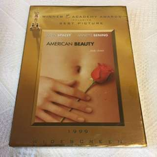 全新美版1區DVD American Beauty